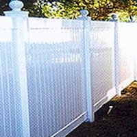 T-11 Privacy Fence